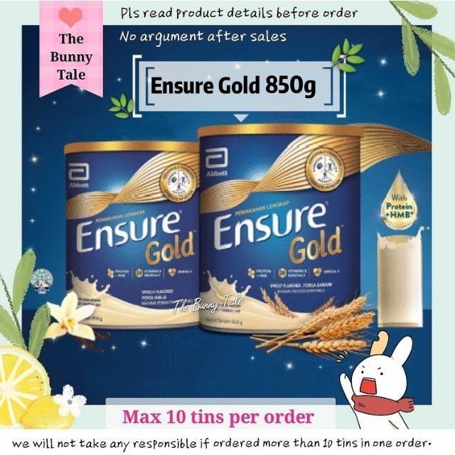 Offer @ Abbott Ensure Gold (850g x 1)