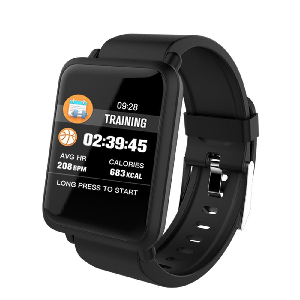 New Smart Watch Activity Tracker Heart Rate Monitor Blood Pressure Blood  Oxygen