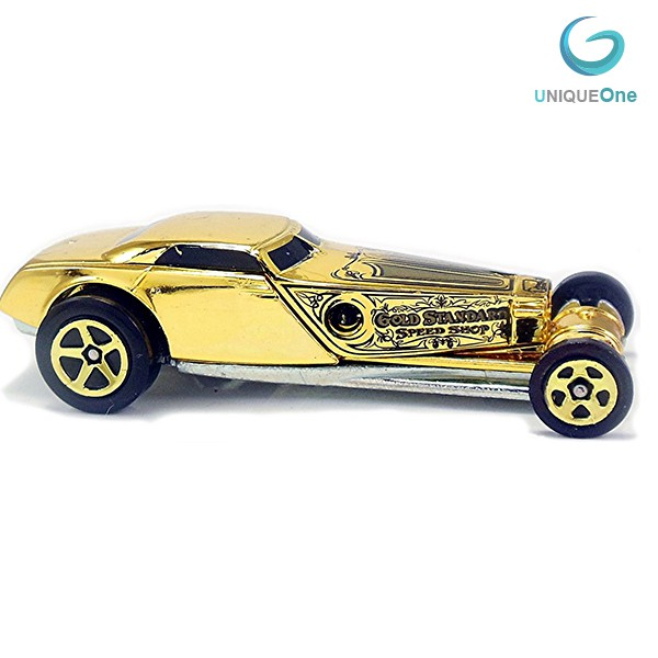 Hot Wheels 2017 Gold Edition Hi-Roller gold standard Gold Series Die-Cast Cars Toys for boys 1/64