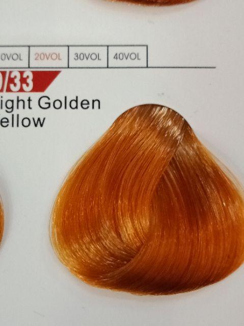 Fabaole color (Light Golden Yellow.9/33)100ml foc peroxide cream 100ml(Light Golden Yellow.9/33)