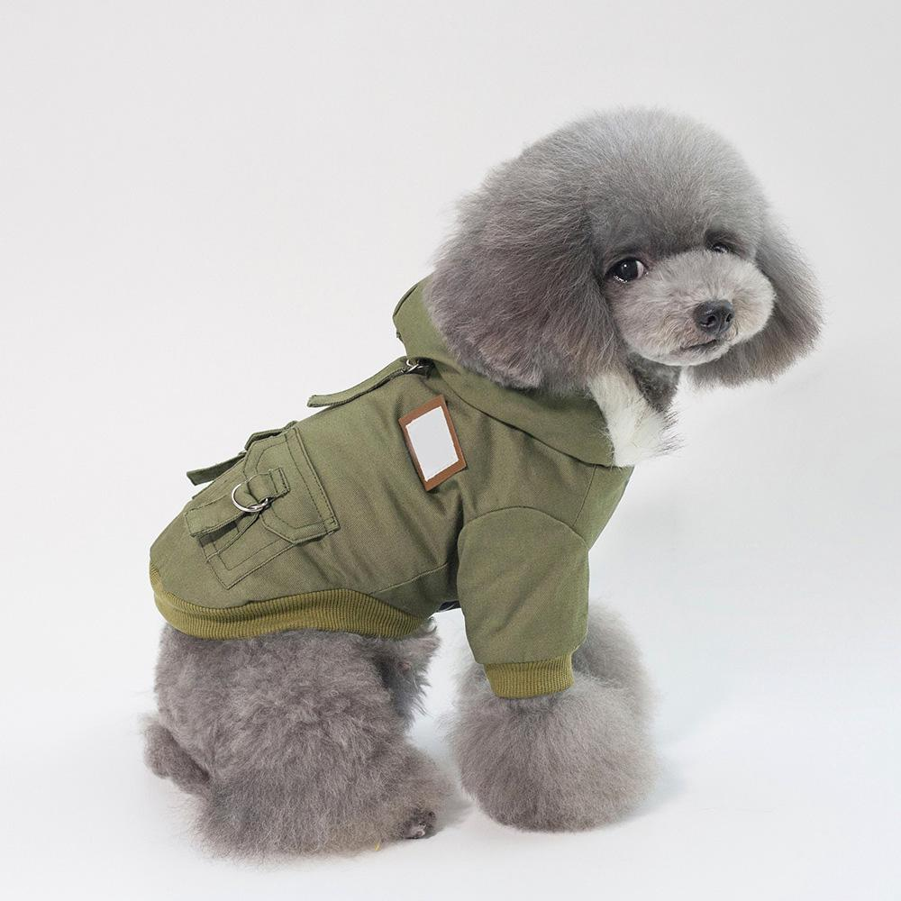 5e22bb9ba16 S M L XL Puppy Pet Dog Clothes Hoodie Winter Warm Sweater Coat Costume  Apparel