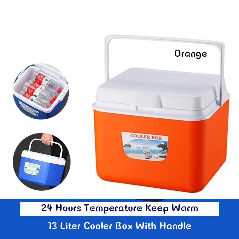 GDeal 13L Food Grade Multifunctional Incubator Ice Bucket Cooler Box Picnic Camping Temperature Keep Warm Cooler Box