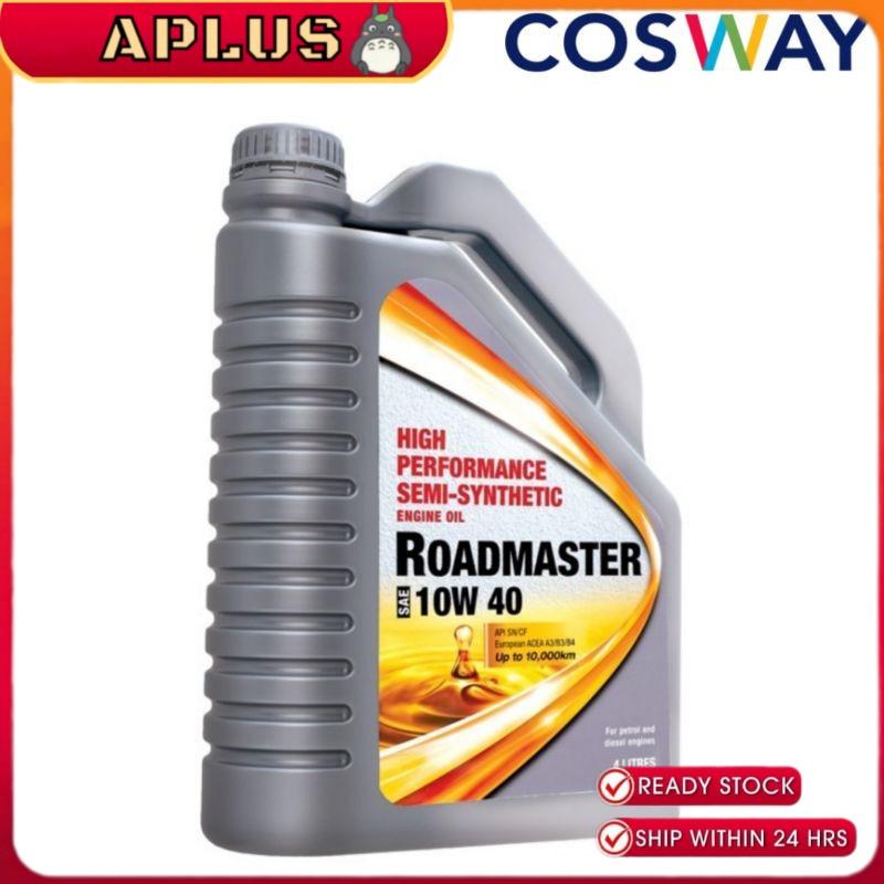COSWAY Roadmaster 10W-40 SN/CF