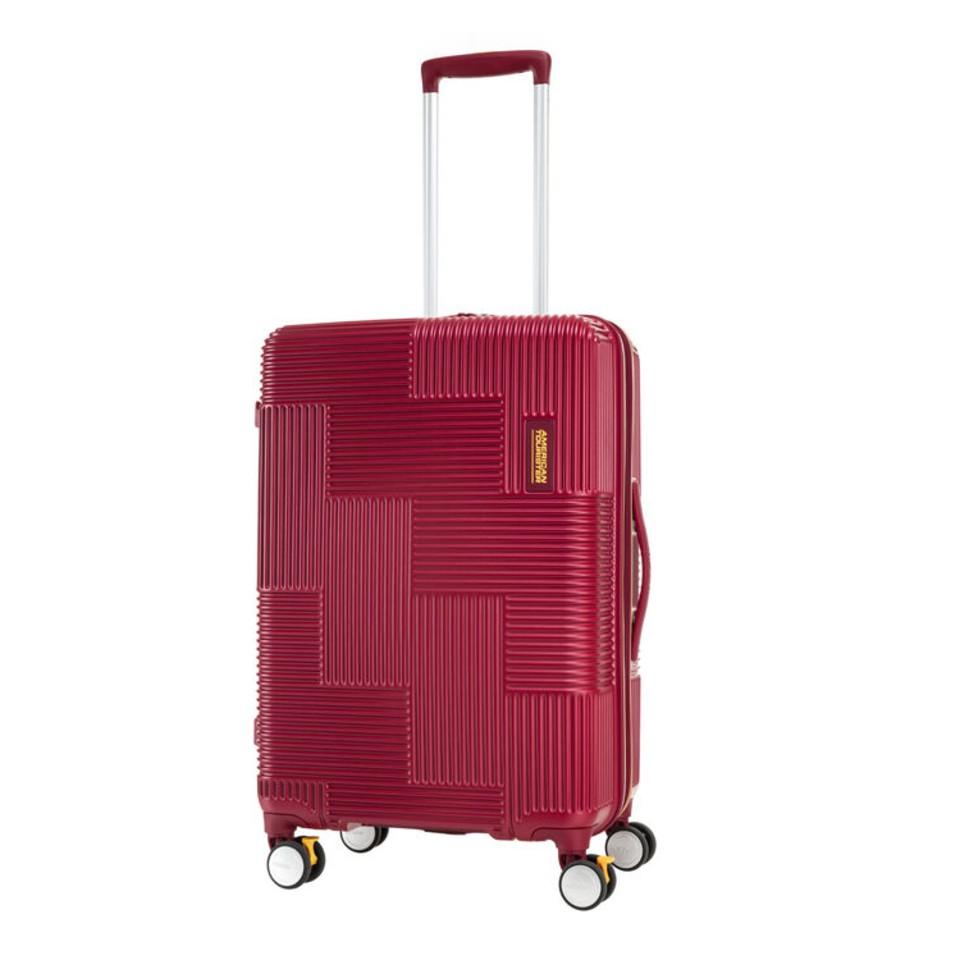 American Tourister  VELTON  SPINNER 69/25 EXP TSA-RED