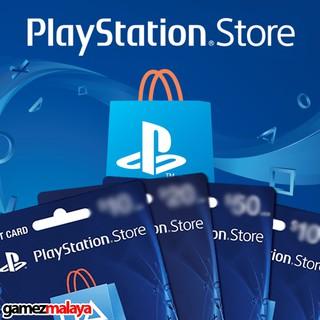 PlayStation Network Prepaid Card/PSN $10, 20, 30, 50 USD