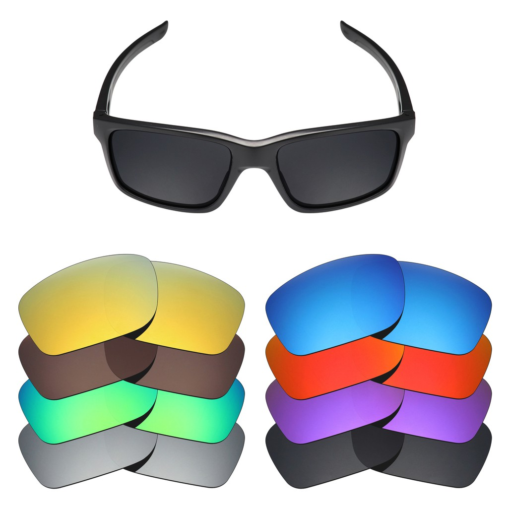 e7868c96ea5ab Mryok Polarized Lenses Replacement for Oakley Garage Rock Sunglass -  Options