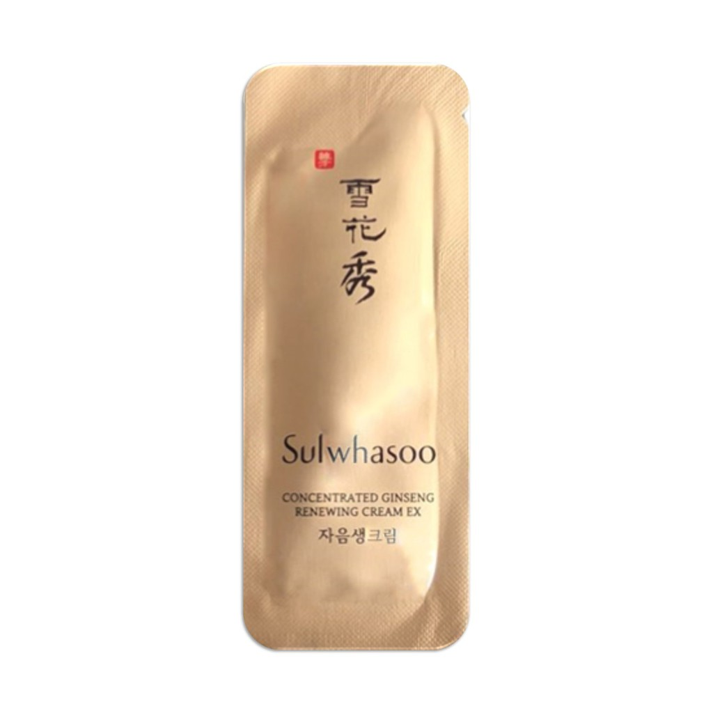 Sulwhasoo Timetreasure Renovating Eye Cream Ex 25ml Gifts Shopee Time Treasure 8ml Malaysia