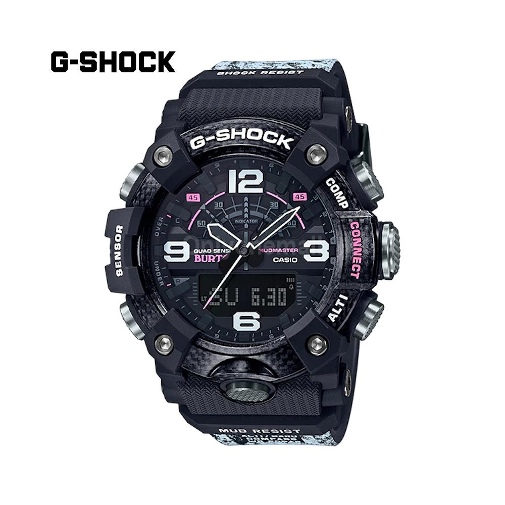 Casio G-Shock GG-B100BTN-1A Limited Edition Burton Mudmaster