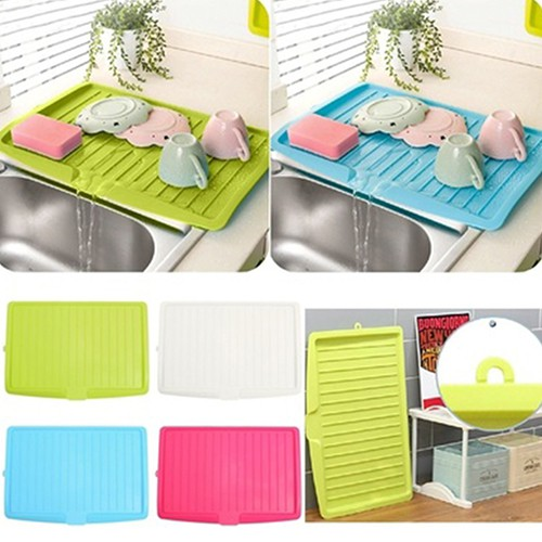 Plastic Holder Large Dish Drainer Sink Drying Tray