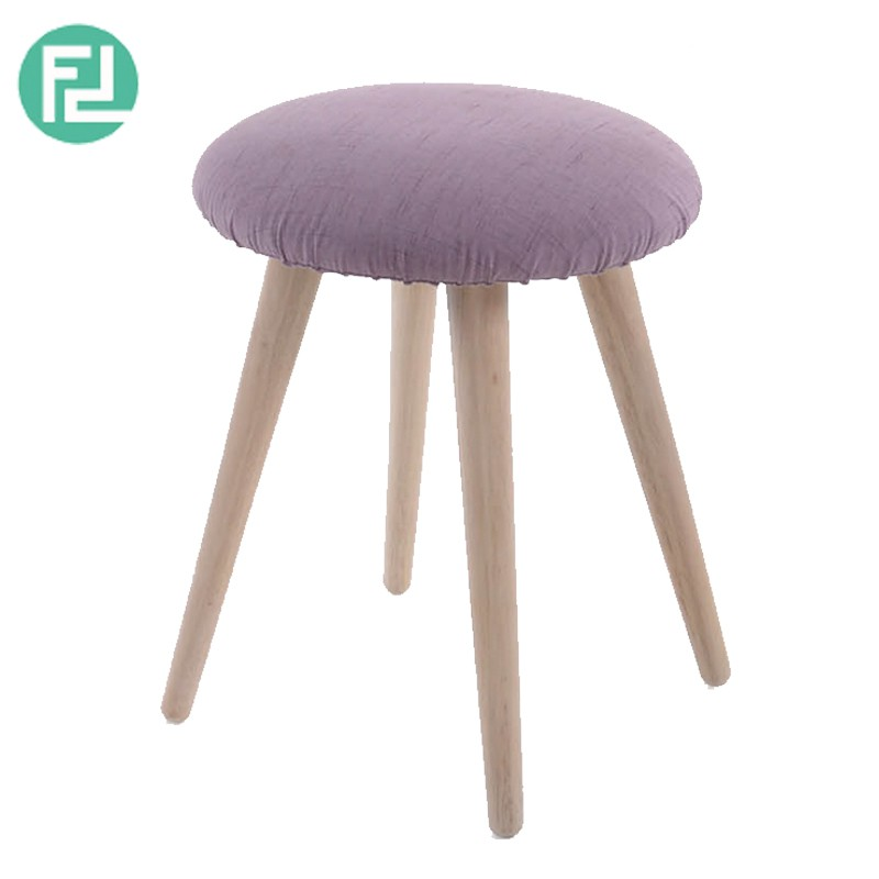 Furniture Direct KYOTO WASHABLE COVER STOOL-VARIOUS COLOURS
