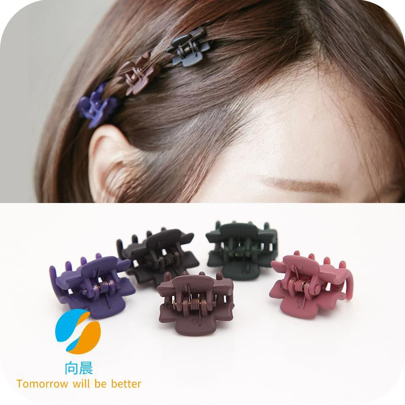 Hair Accessories For Kids Clip Women Barrettes 1pcs 2019 New Fruit Cherry Girls Gold Bb Hairpin pink Red Sky Blue Purple