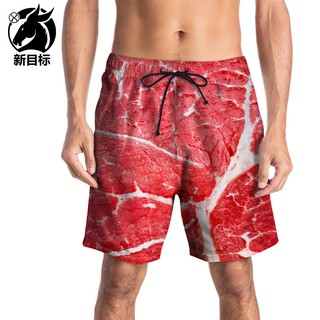 AutumnFall Mens New Swimwear Swim Trunks Beach Shorts Sport Pants
