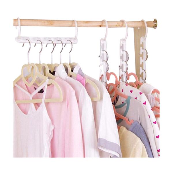 ที่่แขวนเสื้อ จัดระเบียบตู้เสื้อผ้า