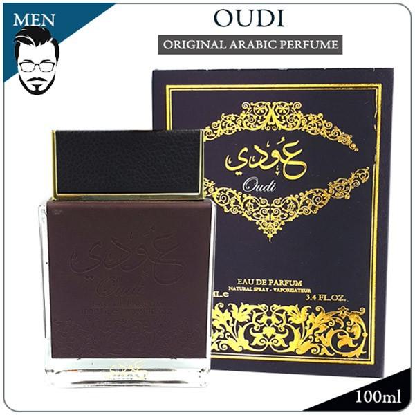 OUDI - ORIGINAL ARABIC PERFUME EDP BY ARD AL ZAAFARAN DUBAI FOR MEN ORIENTAL FRAGRANCE READY STOCK
