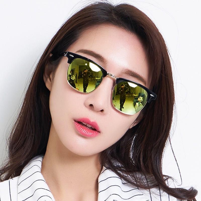 dd498eb44567 ProductImage. ProductImage. Semi-Rimless Women Polaroid Sunglasses ...