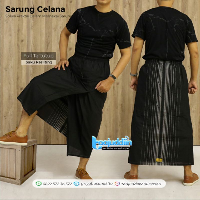 Glove Adult WADIMOR Pants| Glove Men Pants (Front Rear Close) | Sarcel |Cesar |Sarwal|