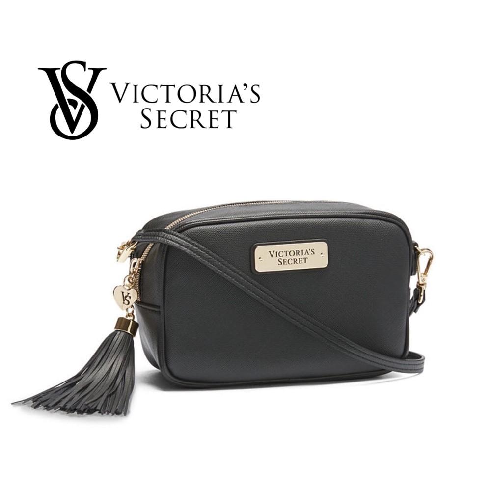 5031b81d453c0 ReadyStock 🇲🇾 Victoria Secret Saffiano Crossbody Bag