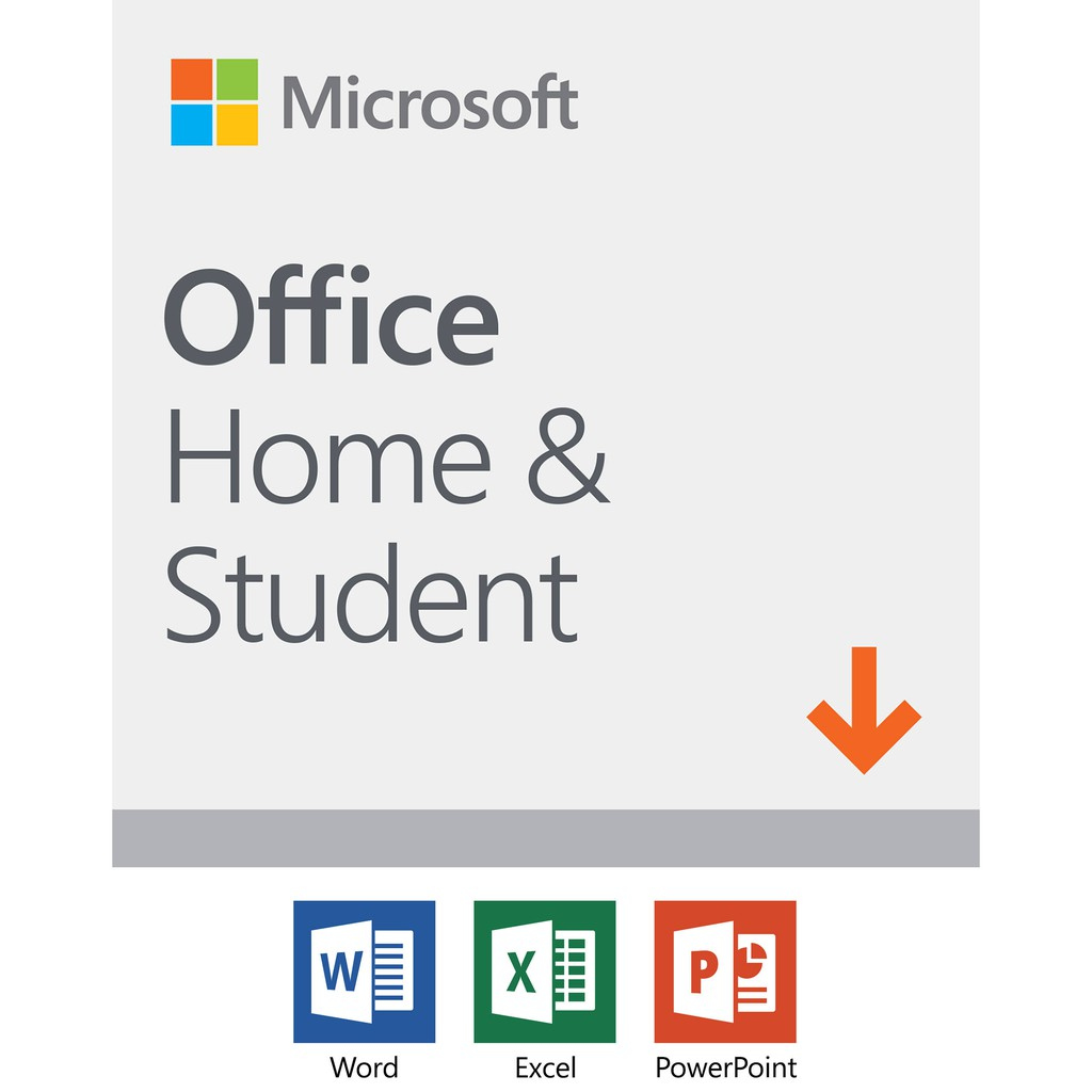 Microsoft Office Home And Student 2019 SKU 79G -05066