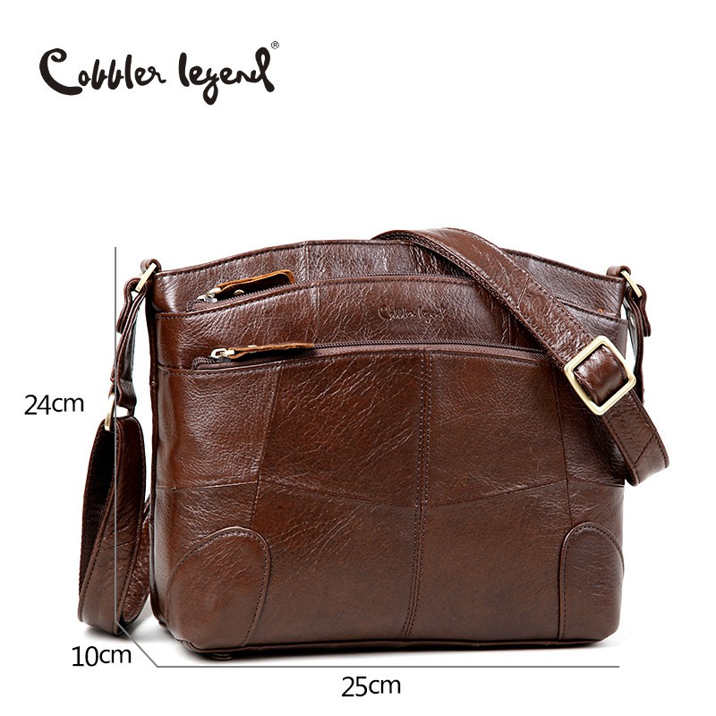 Cobbler Legend Original Brand Women Shoulder Bag Genuine Leather Ladies    Shopee Malaysia b8fd5d5d5d