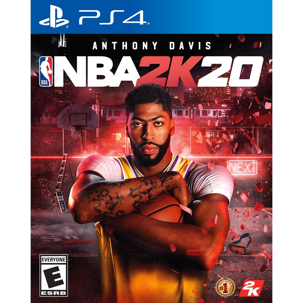 PS4 NBA 2K20 | NBA20 | | NBA 20 | NBA 2020 (English/Chinese)(NEW)