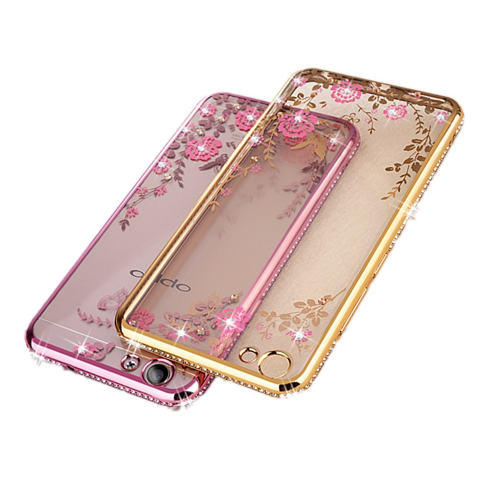 Oppo F1S A37 R9S Plus A77 F1Plus A33 A57 cover case casing secret garden diamond | Shopee Malaysia