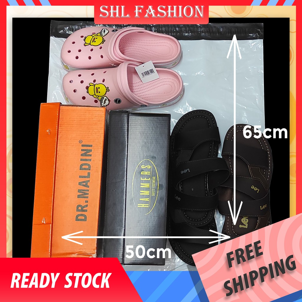 SHL XL(P) 50*65CM 50pcs A5 White Small XLCourier Bag With Pocket Packaging Plastic Kurier 快遞袋