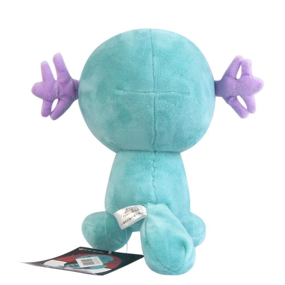 Pokemon Center Plushie Wooper Plush Doll Stuffed Animal Cute Toy 8 inch Gift