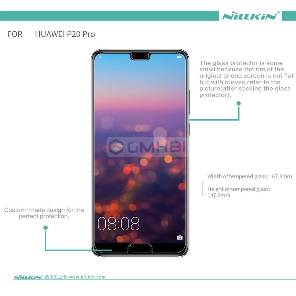 Samsung Galaxy A6 A6+ Plus 2018 Nillkin 9H 2.5D Tempered Glass Screen Protector   Shopee Malaysia