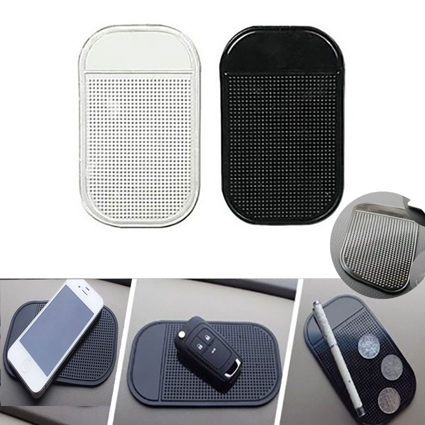 READY STOCK 1PC Car Dashboard Sticky Pad Silica Gel Magic Sticky Pad Holder  Anti Slip Mat For Car Mobile Phone | Shopee Malaysia