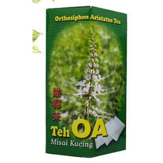 Orthosiphon Aristatus Tea (Teh OA Misai Kucing)40's