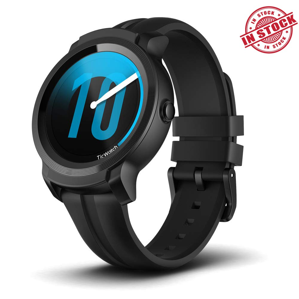 5d56c918719960 Ready Ticwatch E Android Wear Sports Smartwatch Music GPS WIFI   Shopee  Malaysia