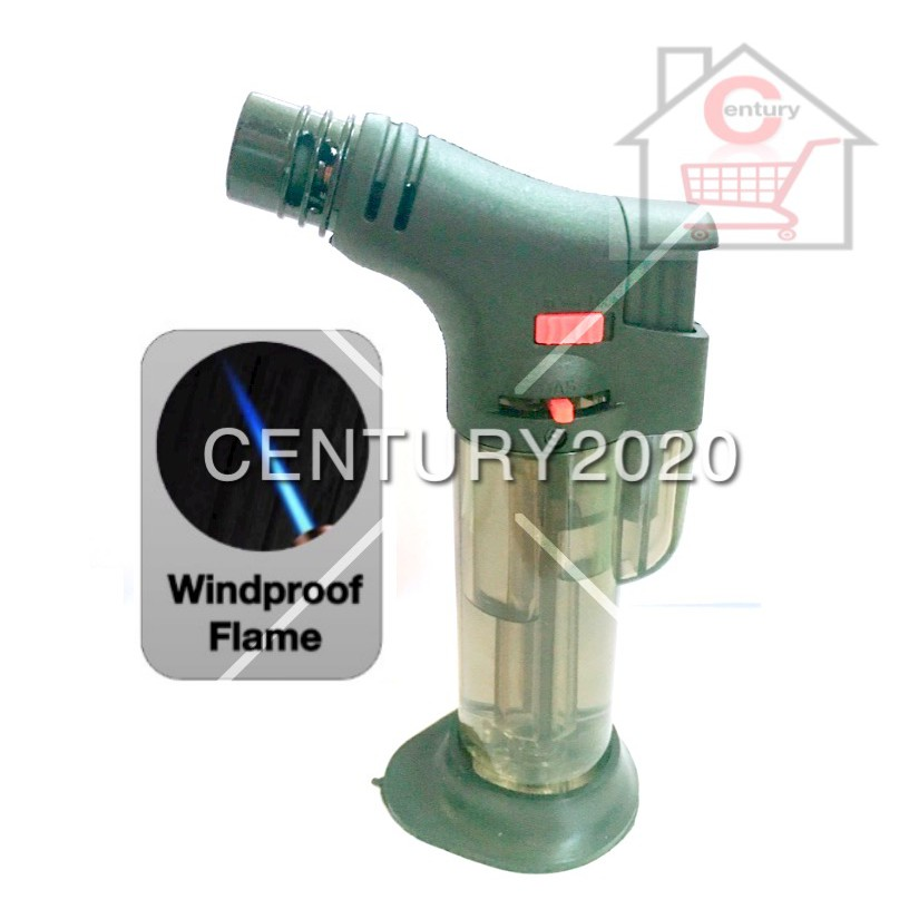 Torch Lighter Windproof Jet Flame Colorful Design Lighter Blow Torch Jet Lighter