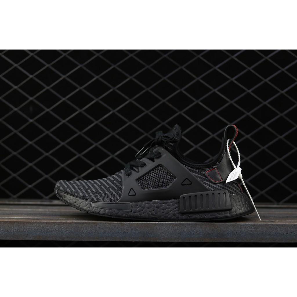 empresario Motel violación  adidas NMD XR1 Triple Black Running Shoes | Shopee Malaysia