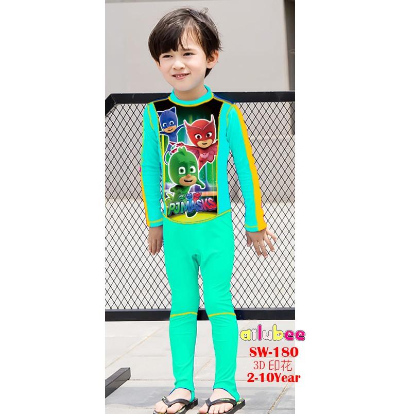 18b19015c8892 Baju Renang Budak Lelaki/ Swimwear Boy Design 2-10y