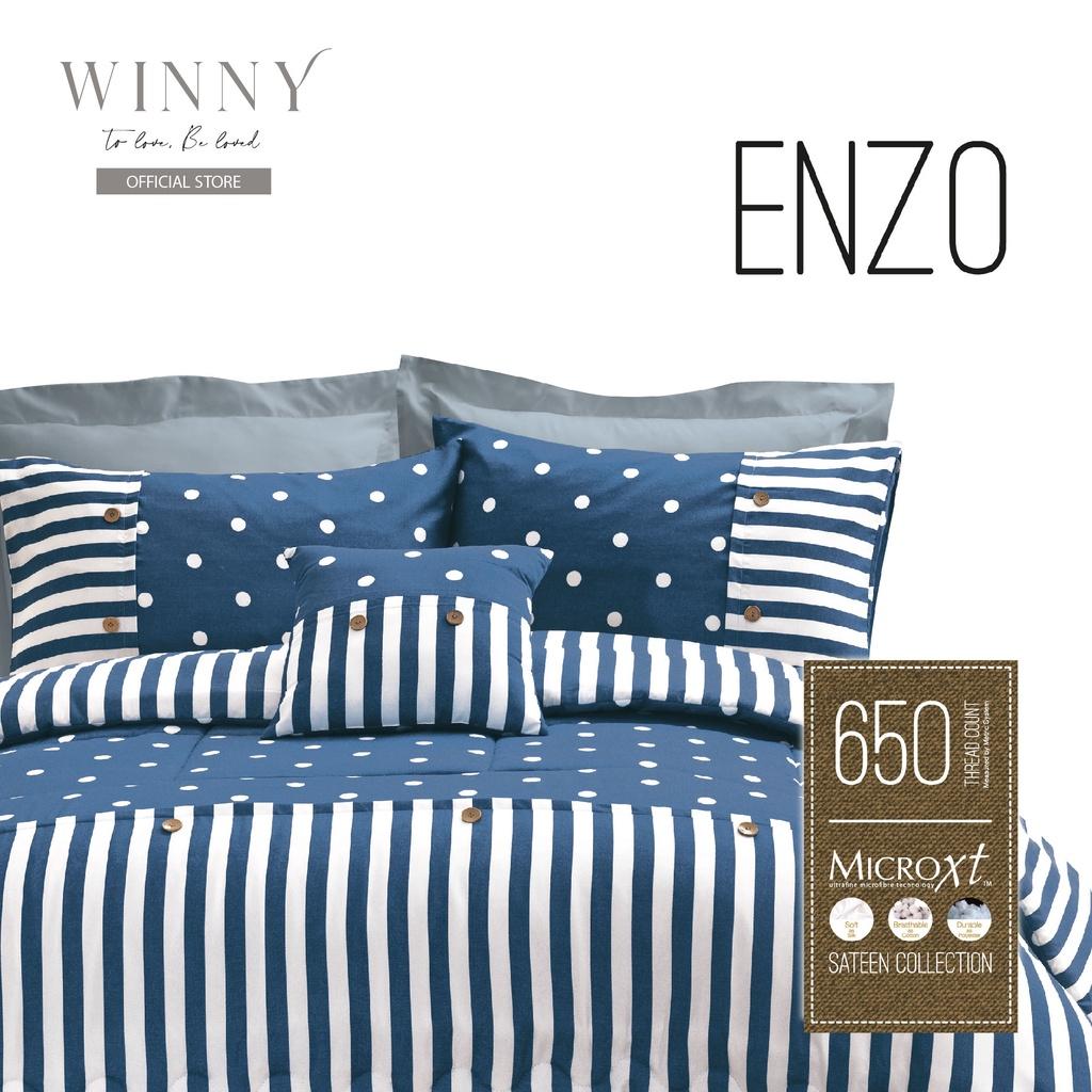 Winny Enzo Comforter Sets