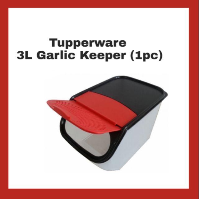 Tupperware Garlic N All Keeper 3L (1)