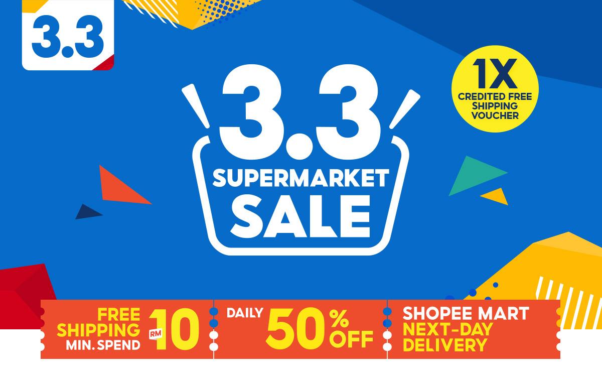 Watson's 3.3 Super Sale Discount Voucher Codes