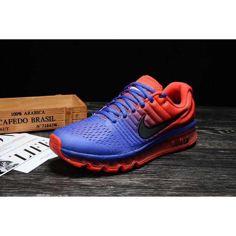 Nike Air Max 2017 Mens Running Lifestyle Shoes 849559 012