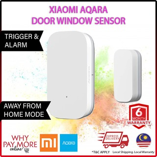 NEO WiFi Door Sensor Easy installation Tuya Smart 2 4GHz   Shopee