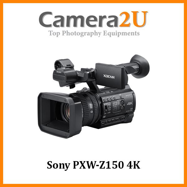 Sony PXW-Z150 4K XDCAM Video Camcorder (Malaysia Warranty)
