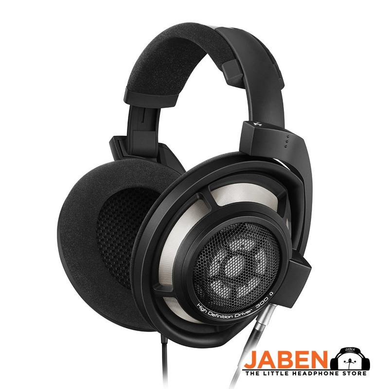 Sennheiser HD 800 S Hi-Res Flagship Detachable Cable Balanaced XLR4 Audiophile Open Back Over-Ear Headphones[Jaben] 800S