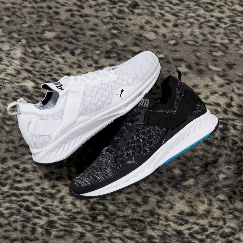 brand new 4aecb d820e 2 Colors Original Puma Ignite Evoknit Men Trainning Shoes Women Sneakers
