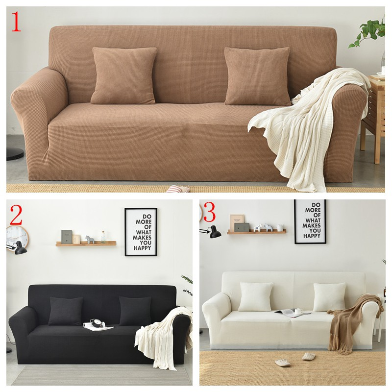Admirable Hot Sale Pure Color Gray Stretch Foldable Sofa Cover Healthy Soft Sofa Slipcover Gmtry Best Dining Table And Chair Ideas Images Gmtryco