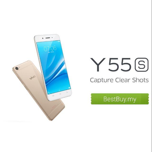 Vivo Y55s New Update