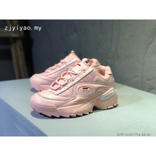 Data wydania: znana marka gorąca sprzedaż online FILA Disruptor 3 formation Comfortable Women's sports Fashion Running shoes