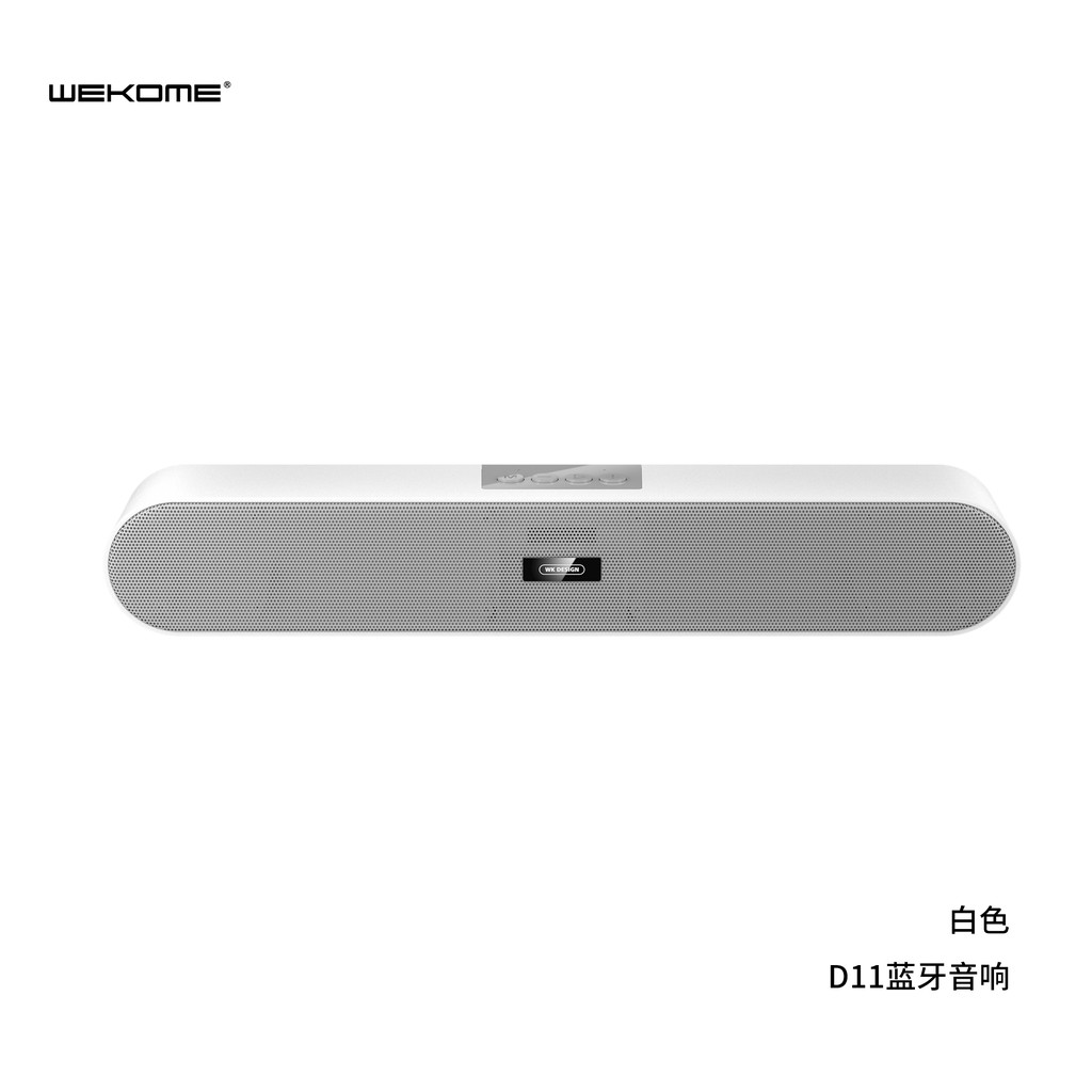 WK DESIGN D11 HIFI Wireless Speaker