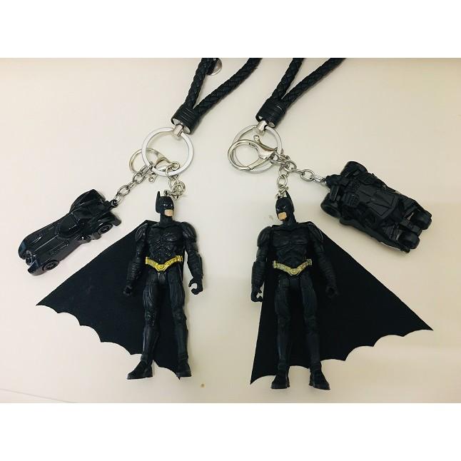 Batman Keychain Series Batman, Batmobile Tumbler