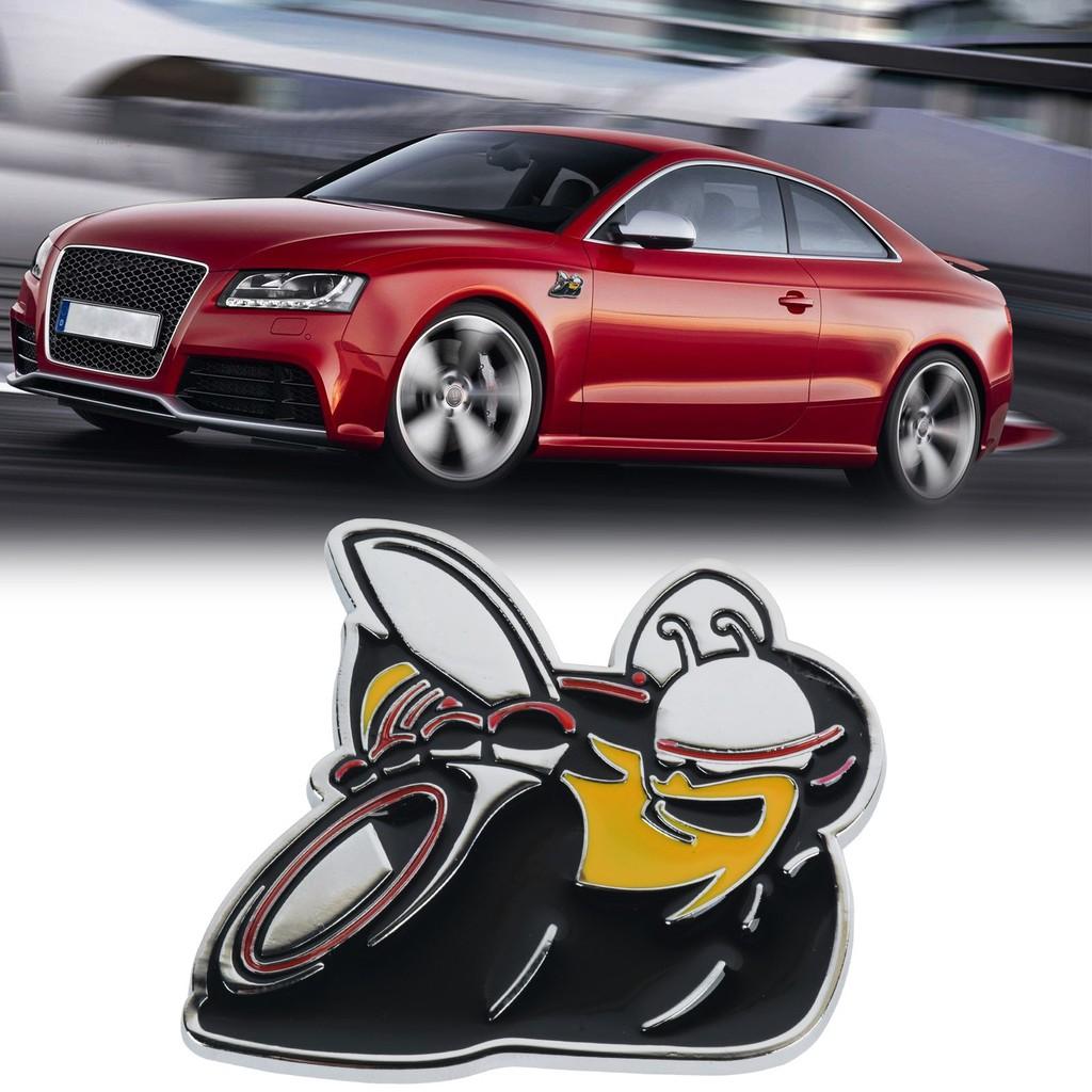 Car Side Emblem,Badge,Sticker,Decal,Metal-Super Bee Scat Pack For Dodge Quality