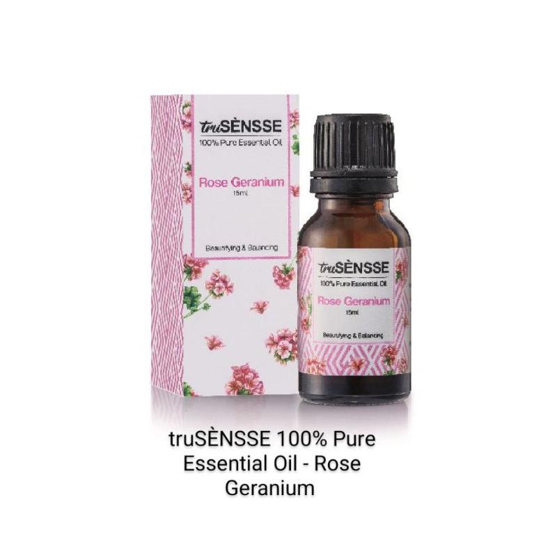 Tupperware Aromatherapy truSENSSE Pure Essential Oil (Rose Geranium)