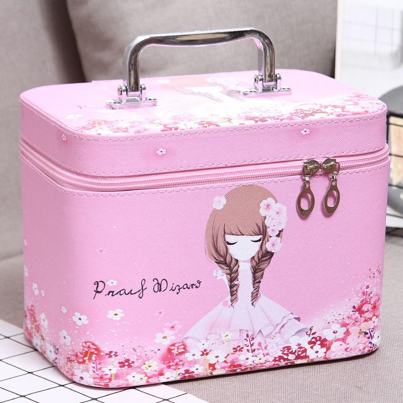 Makeup Bag Box Make Up Package To